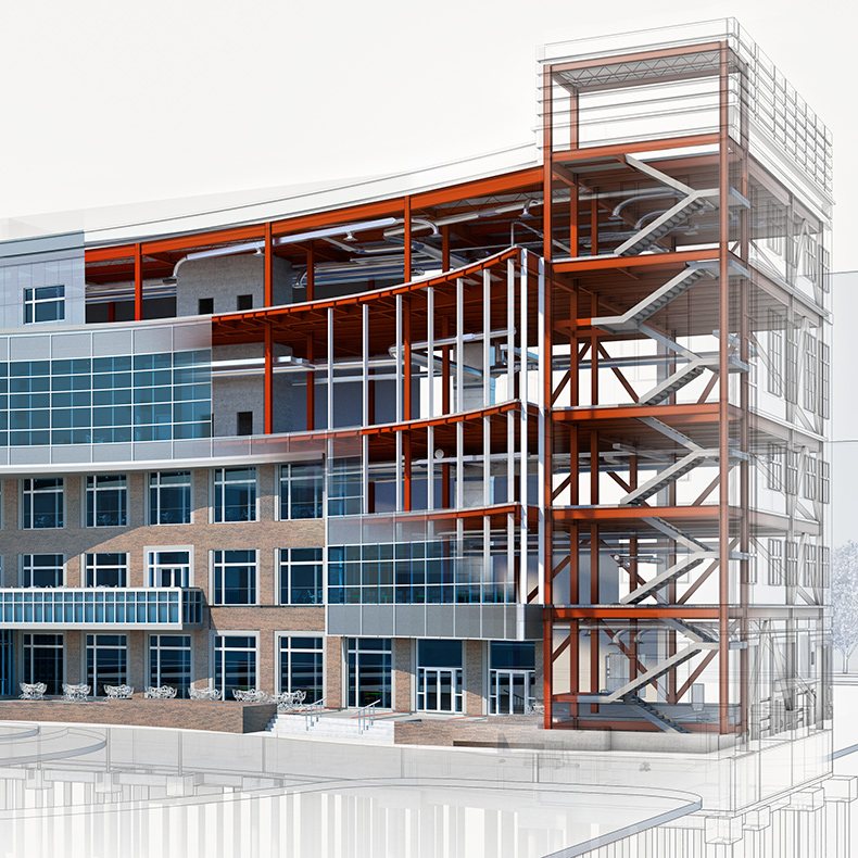 Automation and cloud collaboration workflows for structural steel in BIM 360 and Revit